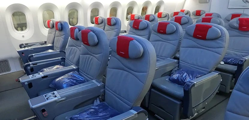 Norwegian's a comfortable and cost-effective way to fly across the Atlantic.