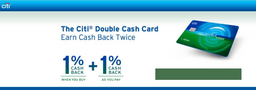 citi double pay
