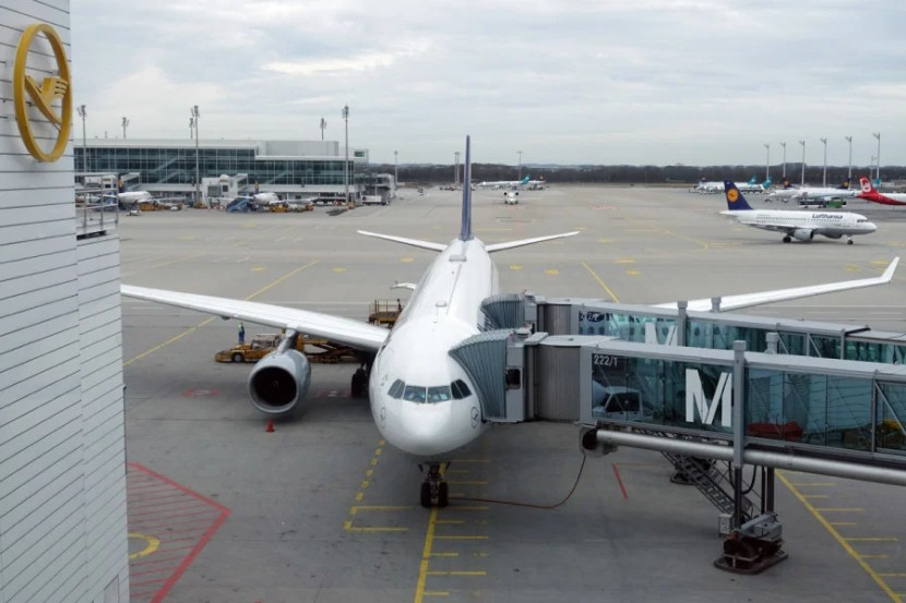 Our Lufthansa A330-300.