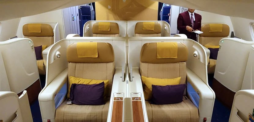 Thai A380 First Class Review - Featured