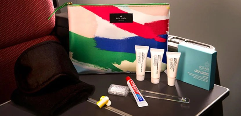 Check out some of Team TPG's favorite amenity kits.