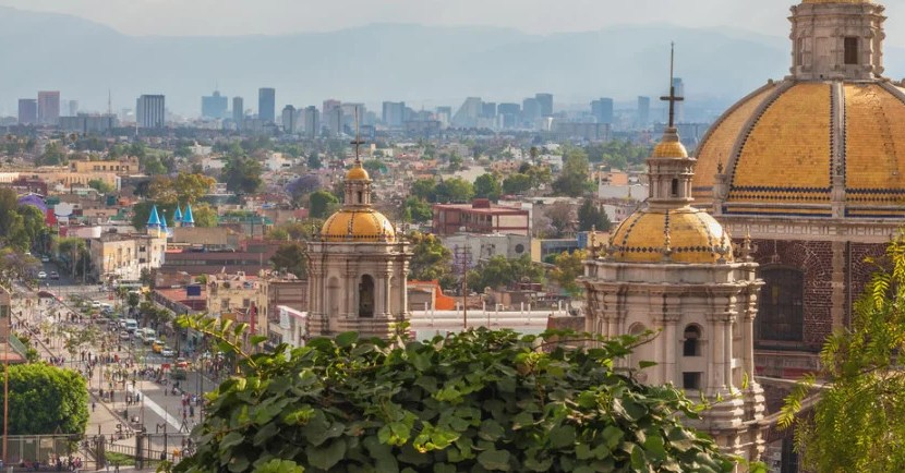 mexico city featured