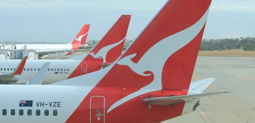 Passengers on board select Qantas aircraft will have access to free Wi-Fi.