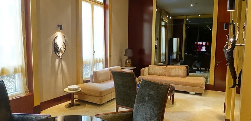 The Park Hyatt Paris-Vendôme is a great choice for a stay in Paris.