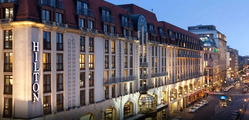 Hilton-berlin