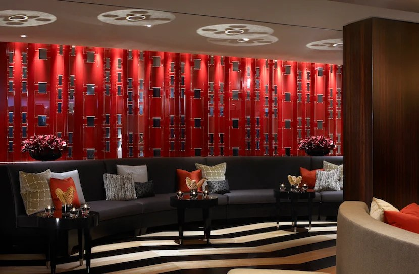 Hotel Palomar Los Angeles Beverly Hills. Image courtesy of the hotel.