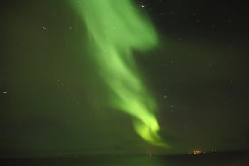 Winter brings the best odds of glimpsing the marvelous Northern Lights in the Arctic Circle.