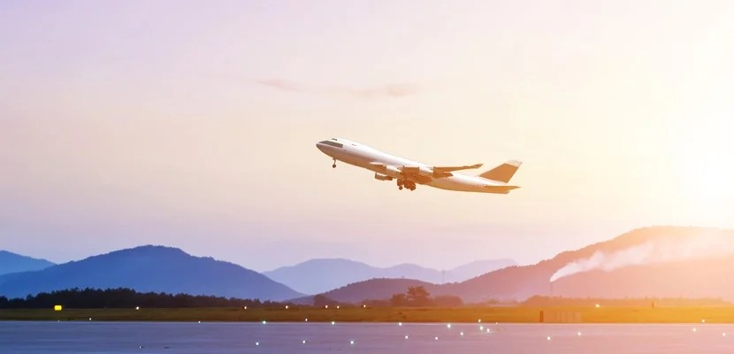 Plane taking off featured 2 shutterstock 157459556