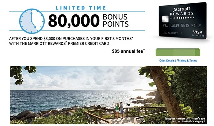 Marriott's card make the list this month thanks to a huge sign-up bonus boost.