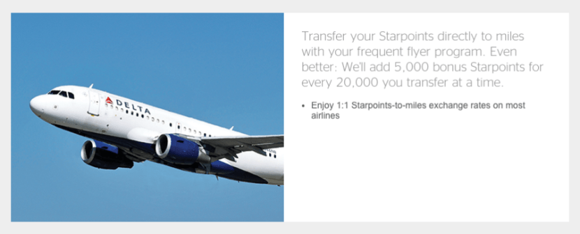 The SPG Amex card is a great option for free flights given the program's 35 airline transfer partners.