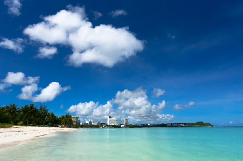Want to visit Guam? It's going to get a bit more difficult. Photo courtesy of Shutterstock.