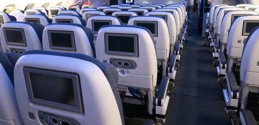 British Airways A380 Economy cabin featured