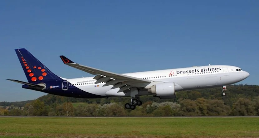 Fly round trip transatlantic for 21,972 Etihad miles on Brussels Airlines.