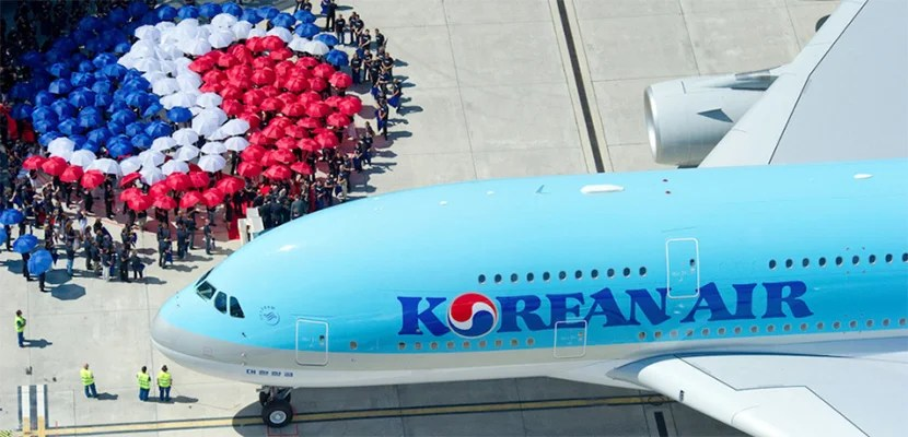 Korean Air featured