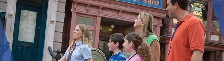 Get your own tour personal guide for you and up to 11 friends at Universal Studios. Photo courtesy of Universal Studios.