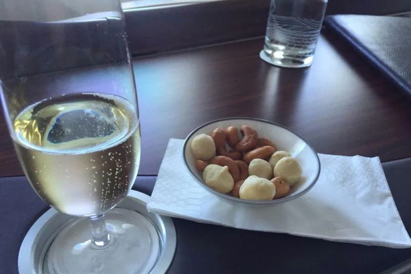 Suites champagne