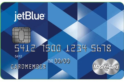 Sign up for the JetBlue Plus Card to earn 30,000 points.