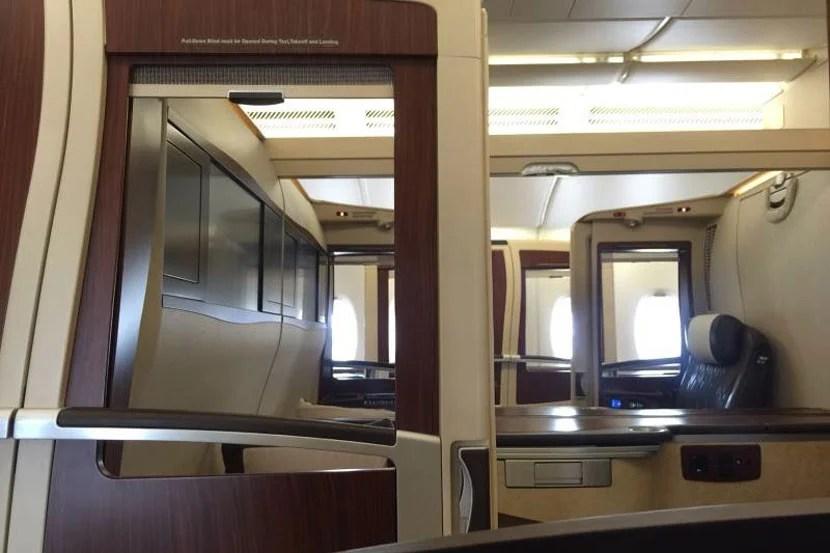 Suites seats