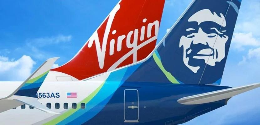 Alaska Airlines recently acquiredVirgin America.