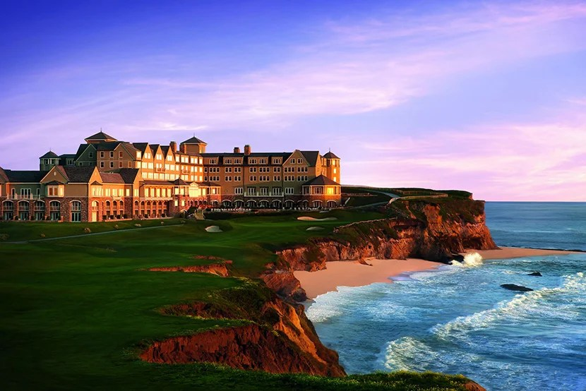These points will come in handy at expensive properties like the Ritz-Carlton Half Moon Bay.