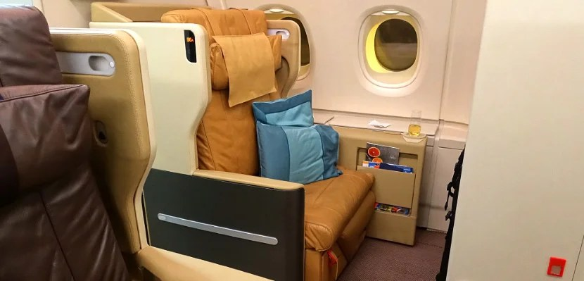 Singapore Air A380 Review Featured