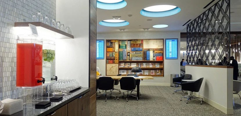 houston centurion lounge amex featured