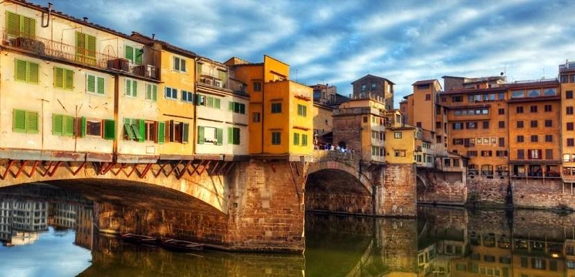 Florence Italy Ponte Vecchio Bridge featured shutterstock 343060295