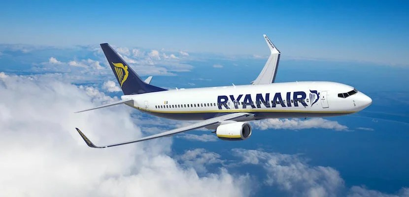 Image courtesy of Ryanair.