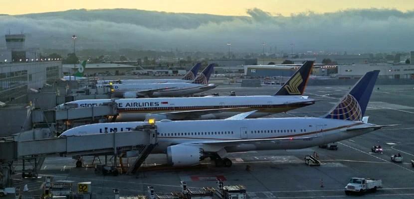 united 787-9 featured sfo