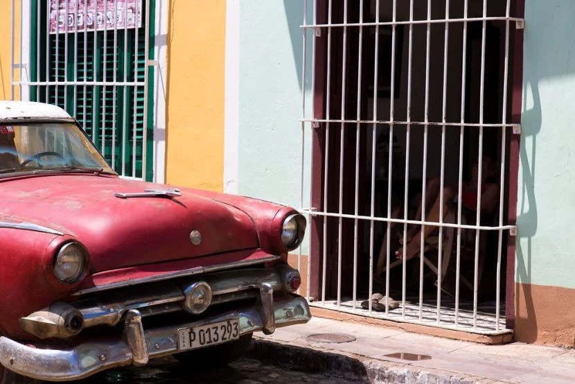Santiago de Cuba is Cuba's second-largest city after Havana.