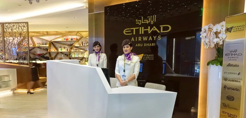 Etihad LAX Lounge Review featured