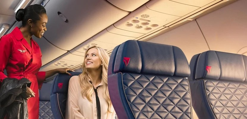 IMG Delta first class cabin featured