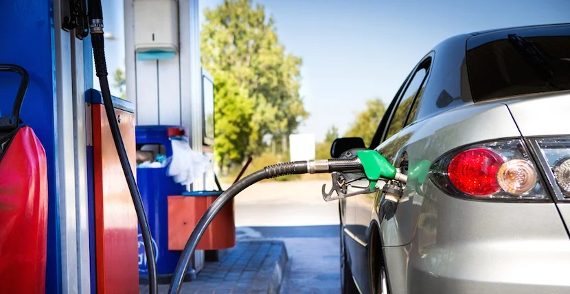 Don't leave money on the table by using the wrong credit card for gas. Image courtesy of Shutterstock.