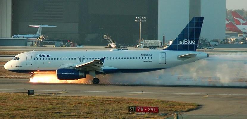 JetBlue292Landing