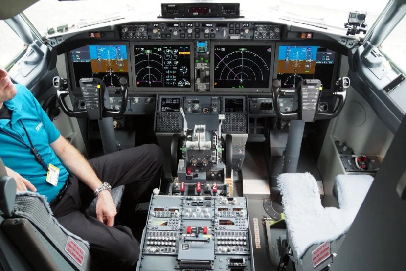 Tour Boeing S Brand New 737 Max
