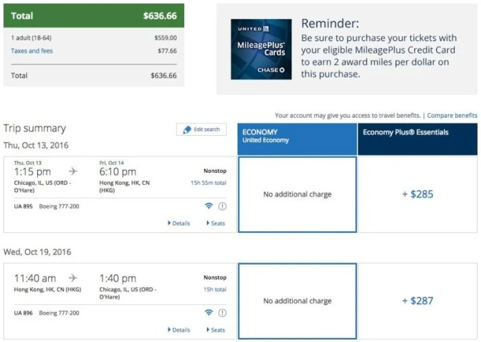 Chicago (ORD) to Hong Kong (HKG) for $637 round-trip on United in September.