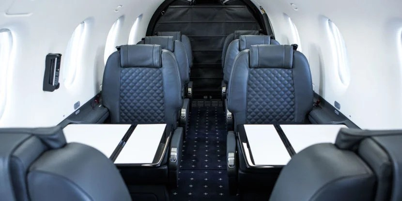 Fly in style throughout California with SurfAir.