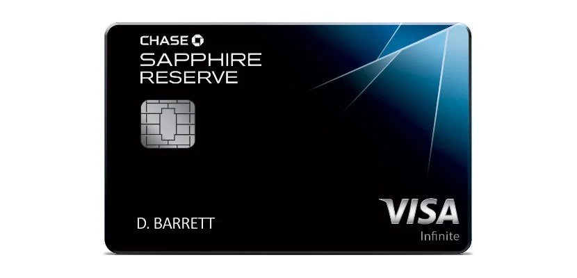 The new Chase Sapphire Reserve Card — one of the strongest value propositions I've ever seen in a credit card.