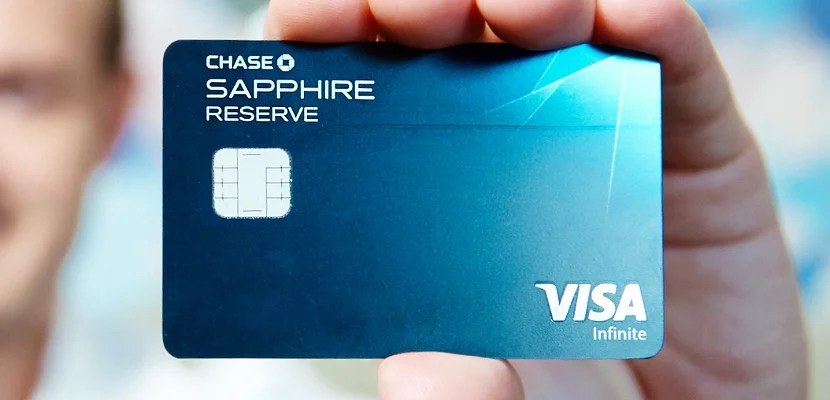Chase Sapphire Reserve card featured