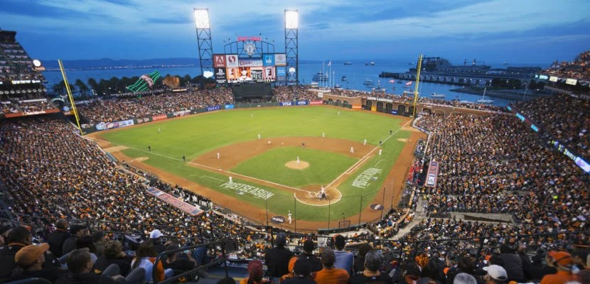 at&t park - featured