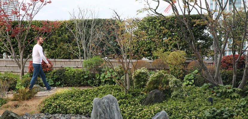 Garden, St Regis Osaka