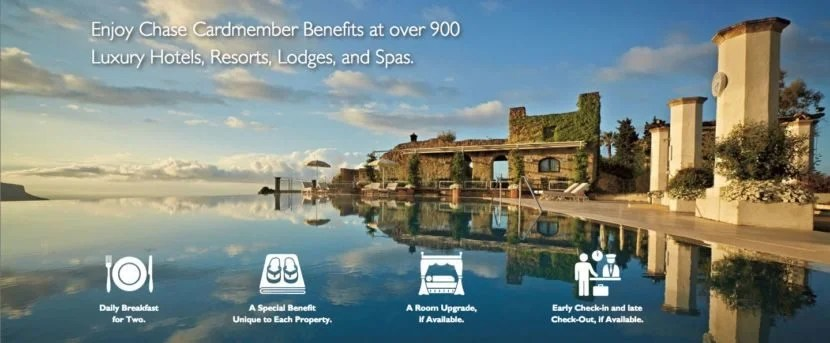 The Luxury Hotel & Resort Collection, available exclusively through Chase, is a great way to make the most of your paid hotel stays.