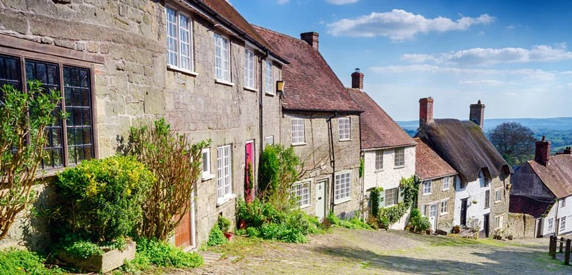 Dorset County, UK Image courtesy of Shutterstock.