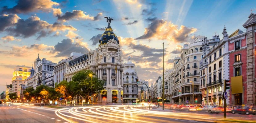 Madrid Featured