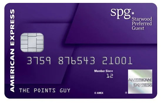 Marriott Rewards members might now want to pick up the SPG Amex.