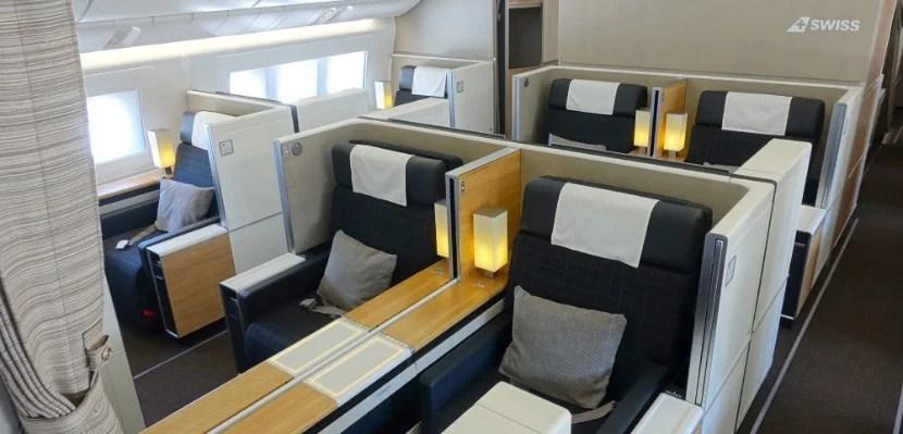 swiss 777 first class featured