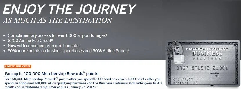 With this new enhanced perk, you'll want to the Amex Business Platinum your go-to card for some airfare purchases.