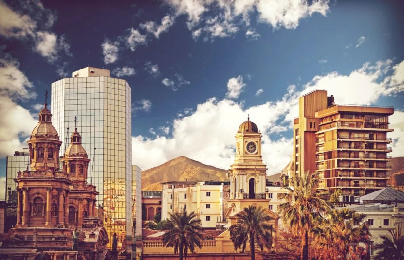 LATAM will operate the only non-stop flight from Los Angeles to Santiago, Chile. Image courtesy of Getty Images.