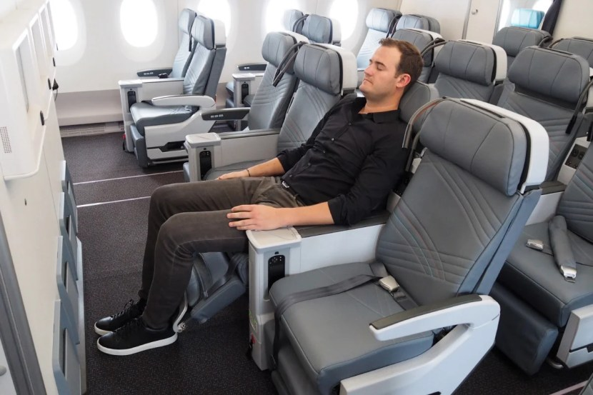Where To Sit In Singapore Airlines A350 Premium Economy