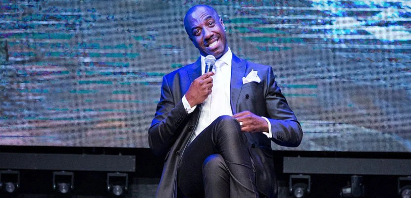 Comedian JB Smoove. Image courtesy of Getty Images.